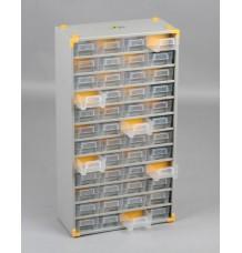 Plechová skříňka VarioPlus Metall  73 (48 + 25)