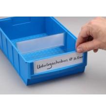 Oddělovací příčky ShelfBox S