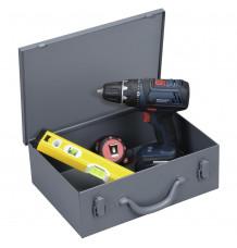 Kovový kufřík Dino Plus 33