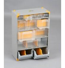 Plechová skříňka VarioPlus Depot 27 (13 + 14)
